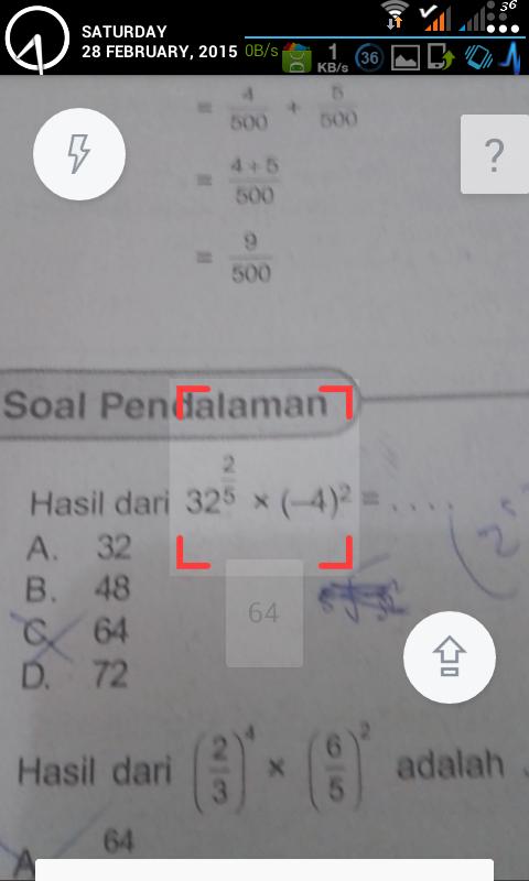 PhotoMath, Aplikasi Pemecah Matematika