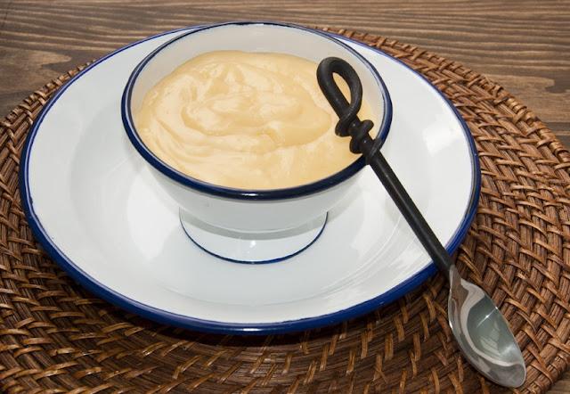 Crema Pasticcera all'Arancia - Ricetta