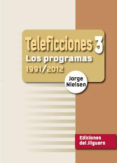 Teleficciones 3 Los programas (1991-2012)