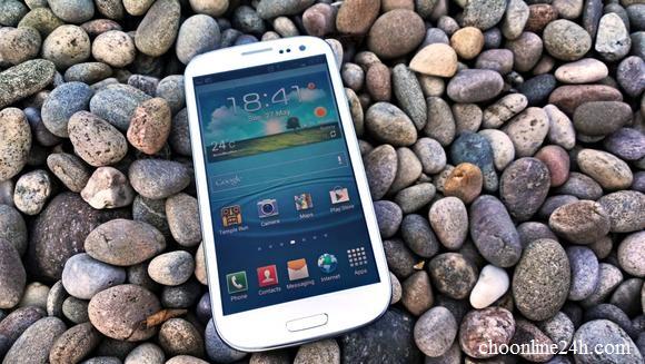 Samsung Galaxy S3 i9300 trung quốc 1 sim đẹp như hàng xịn đã có mặt tại hà nội