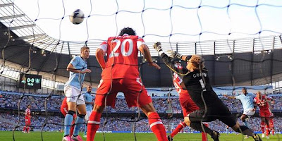 Hasil Manchester City Vs QPR 1 September 2012