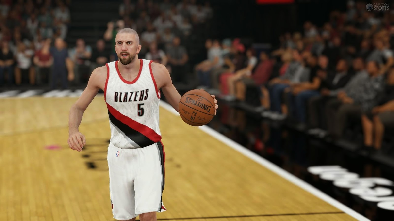 Steve Blake Changes Jersey Number to Honor Jerome Kersey