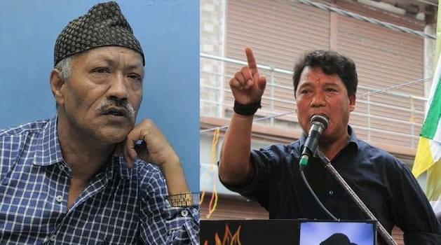 Bimal Gurung accused Harka Bahadur of diluting Gorkhaland demand