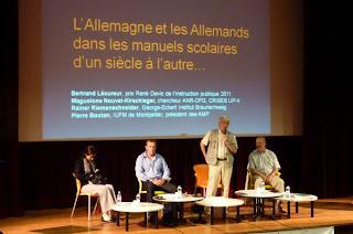 Littérature allemande à la Comédie du Livre de Montpellier