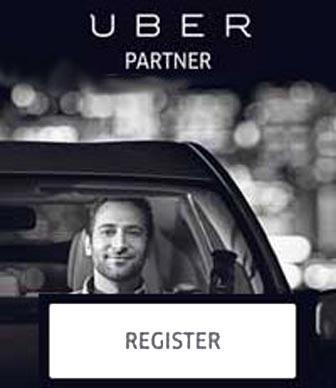 Daftar Driver Uber