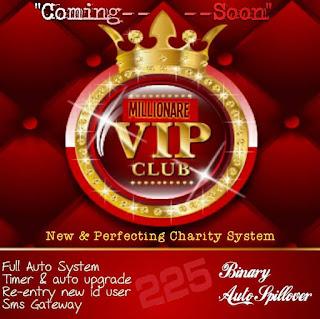 Bisnis M225 VIP Charity