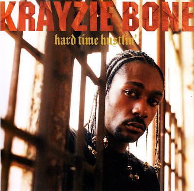 Krayzie Bone Feat. Sade - Hard Time Hustlin\'-Promo-CDS-2001