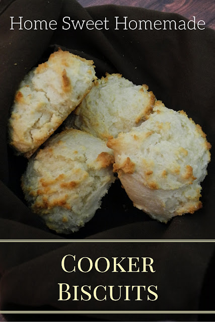 Cooker Biscuits