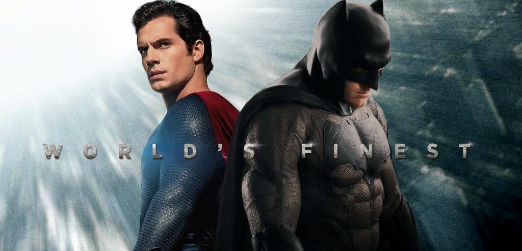 Batman vs Superman | Revelado título oficial e logo da sequência de O Homem de Aço