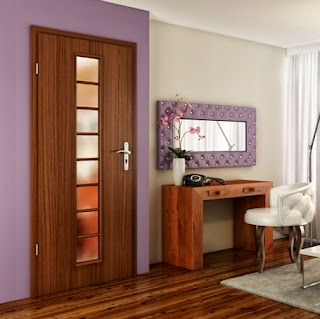 Drzwi wewnętrzne luksusowe Deco Lux Vario PolSkone
