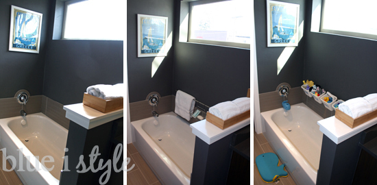 Bath tub organization for kids & adults