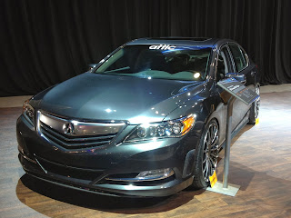 2014 Acura RLX Urban Luxury Sedan at SEMA2013