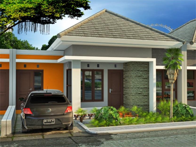 rumah minimalis sederhana type 45 desain rumah minimalis