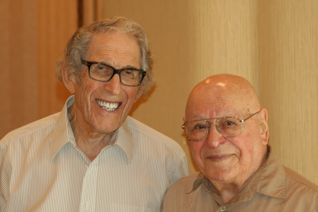 Pictured Hamilton Loeb and Irving Tragen
