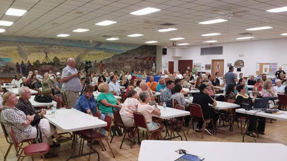 Recall City meeting on 'Sober Homes' in Lake Worth? Click on photo: