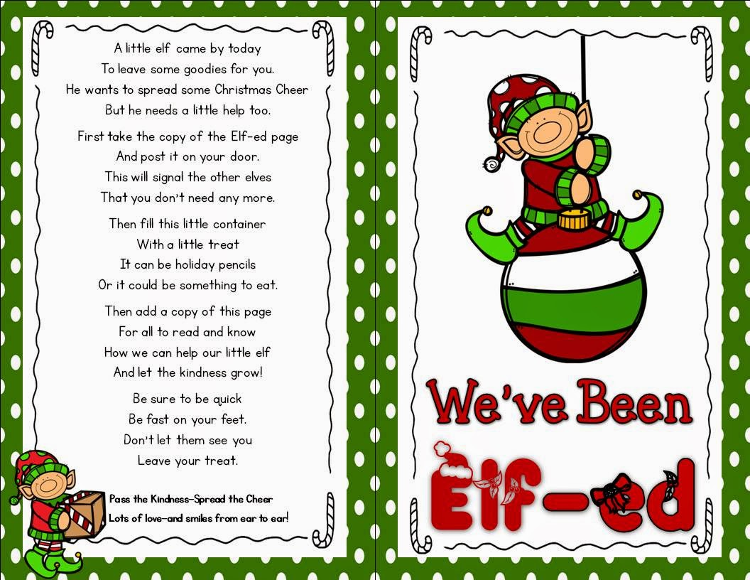 We've Been Efled---Freebie--First Grade and Fabulous
