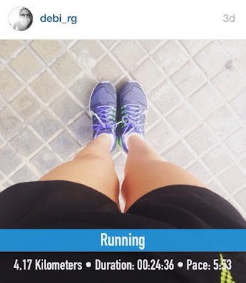Nike Air Zoom Structure 18 instragram running