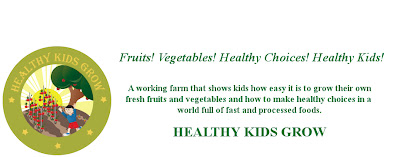 Healthy Kids grow
