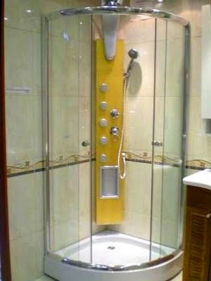 Decoraciones y mas duchas modernas para tu ba o en el 2013 for Modelos de duchas modernas