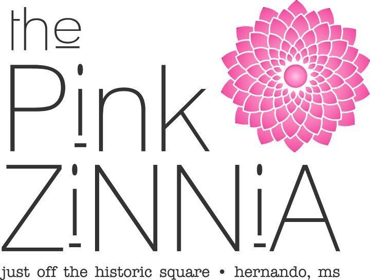 The Pink Zinnia