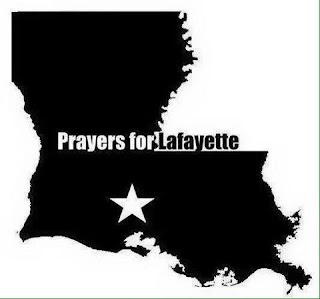 Pray for Lafayette