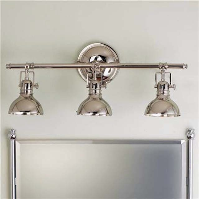 How Many Lights In Bathroom Vanity : Bathroom Lighting and Vanity Lighting - AyanaHouse