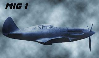 Mig 1 Fighter Jet