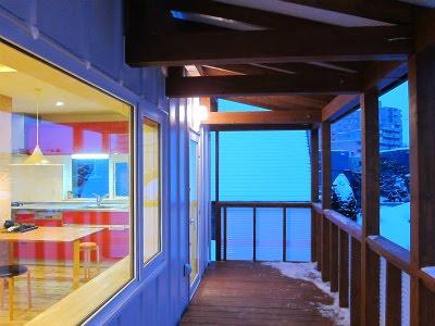 北25条の家 2011 札幌