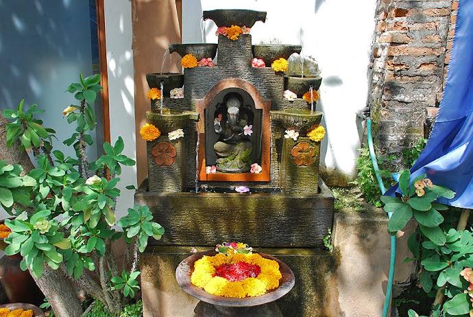 Altar hindú