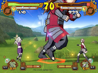 Download Naruto Shippuden Ultimate Ninja 4 PS2 ISO For PC Full Version ZGASPC