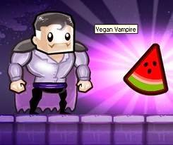 Vampir Yiyecek Yemek