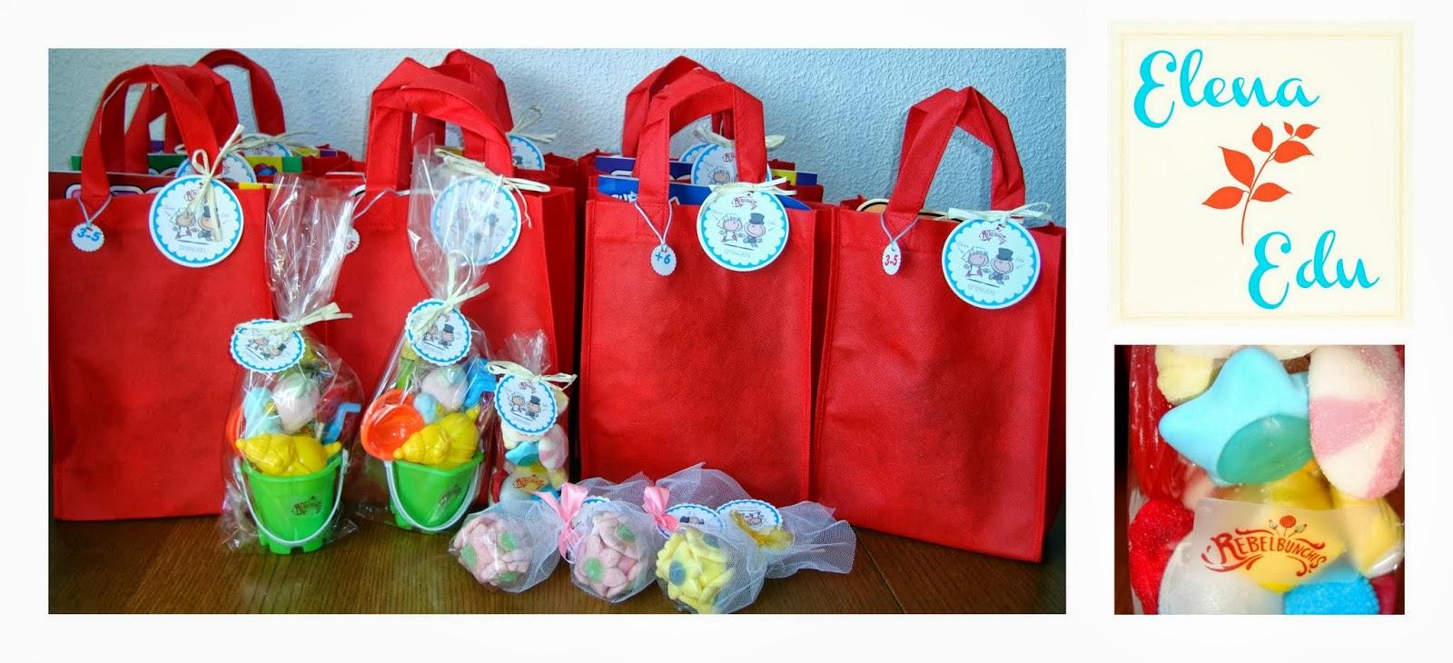 Rebelbunches | Regalos para niños para tu bodaRegalos para niños ...