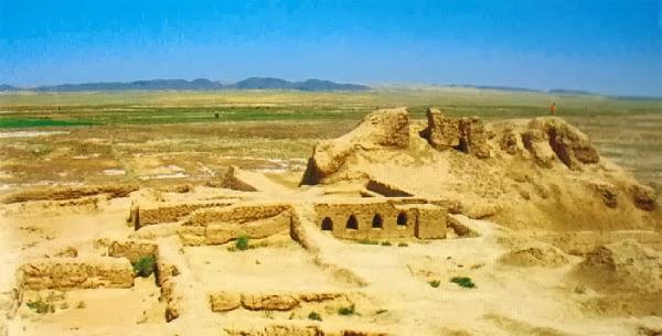 Иллюстративное фото: Археология в Узбекистане