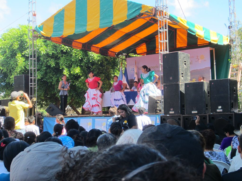 This weekend, people from throughout El Salvador and the world gathered in a ...
