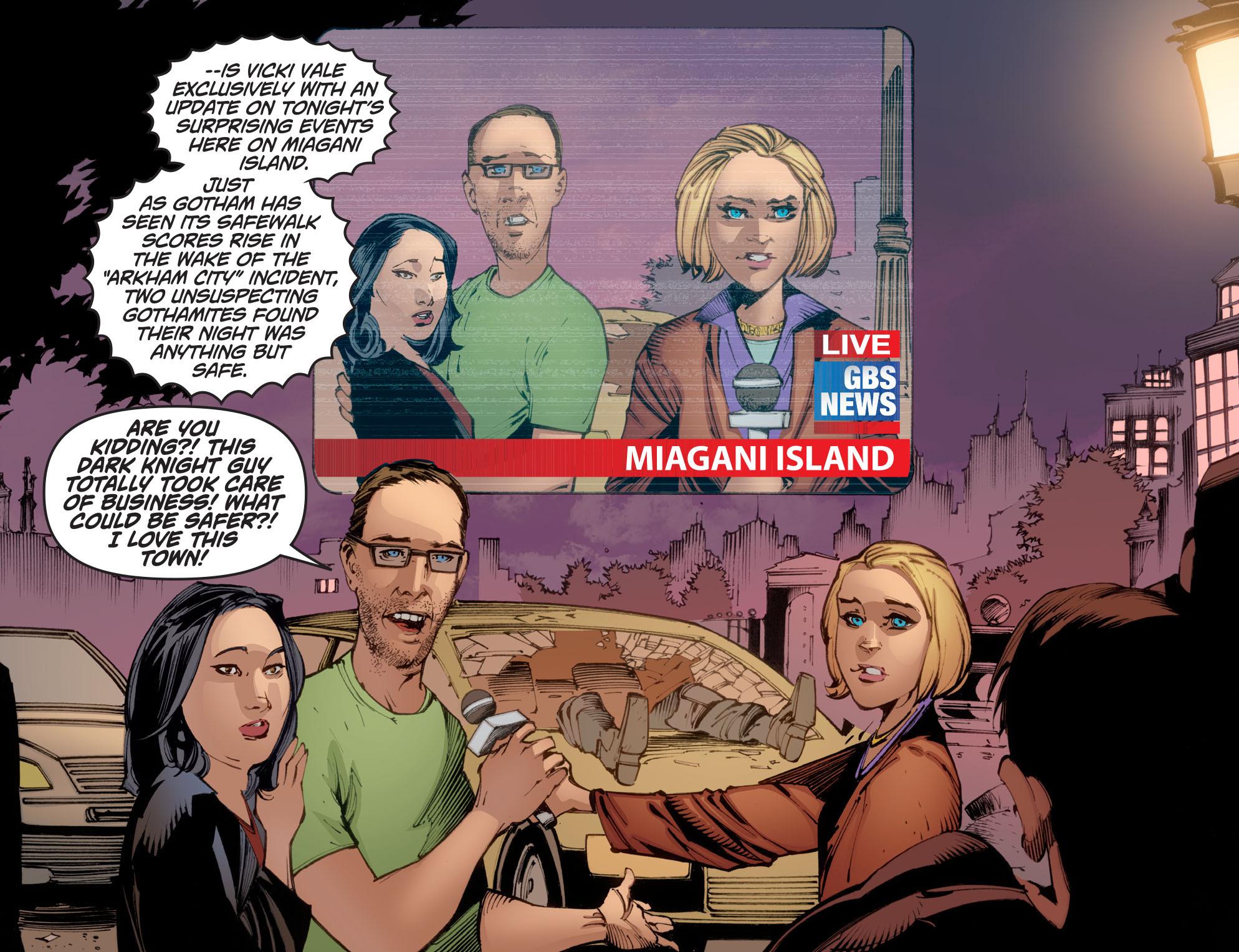 Batman: Arkham Knight [I] Issue #31 #33 - English 3
