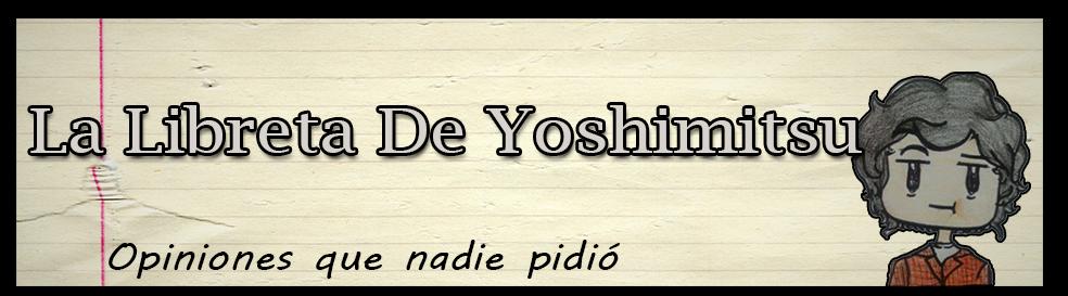 La Libreta de Yoshimitsu
