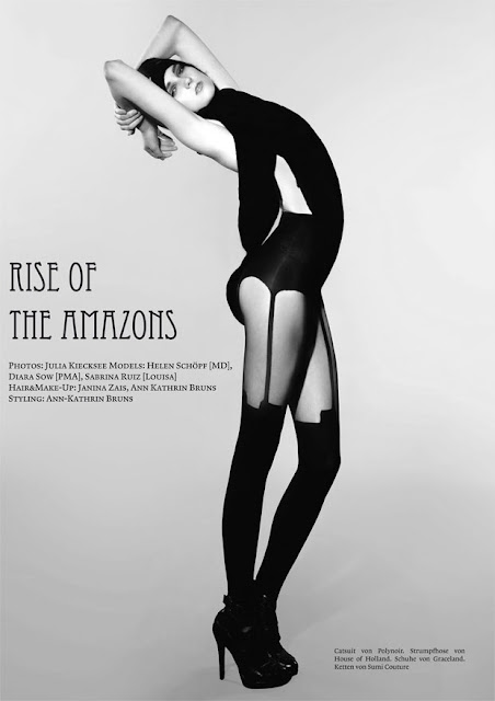 HOT Editorials: RISE of the AMAZONS