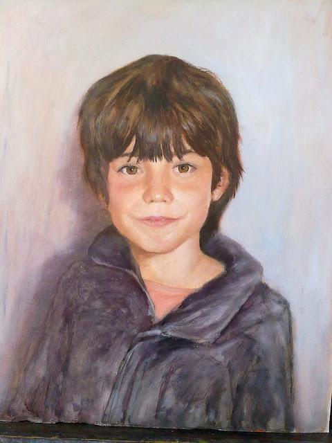 retratos al óleo por encargo