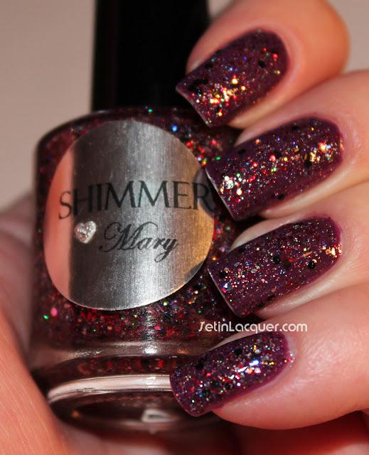 Shimmer Polish - Mary