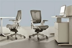 Circuit Task Chair by Ergo Contract Furniture