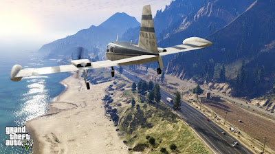 Grand Theft Auto V (GTA 5) Screenshots 1