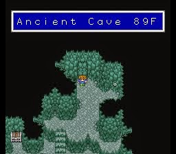Final Fantasy V Ancient Cave Romhack Screenshot