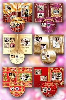 Capas para DVD e CDS (PSD)