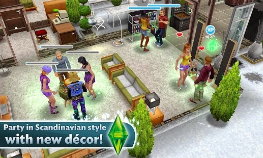 The Sims: FreePlay full apk