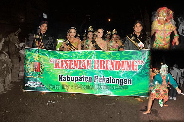 Parade Seni 2015 Dalam Rangka Hut Jawa Tengah Ke 65 || Fotografer : Klikmg3 ( Fotografer Purwokerto )