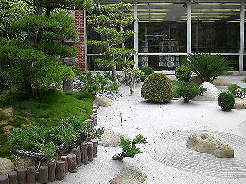 Jardim Zen, meu bem!