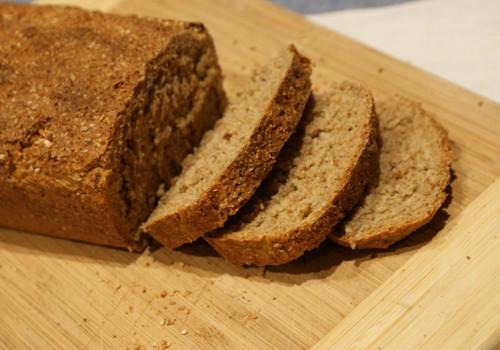 Chleb razowy pszenno-żytni na zakwasie
