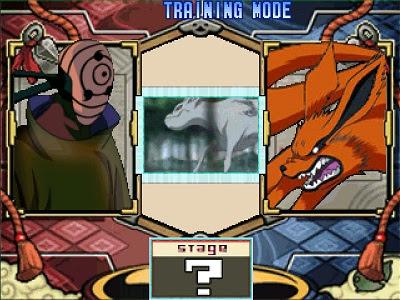 Naruto Storm Fusion Impact Mugen 2011