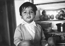 Rahul Dravid Childhood Pictures