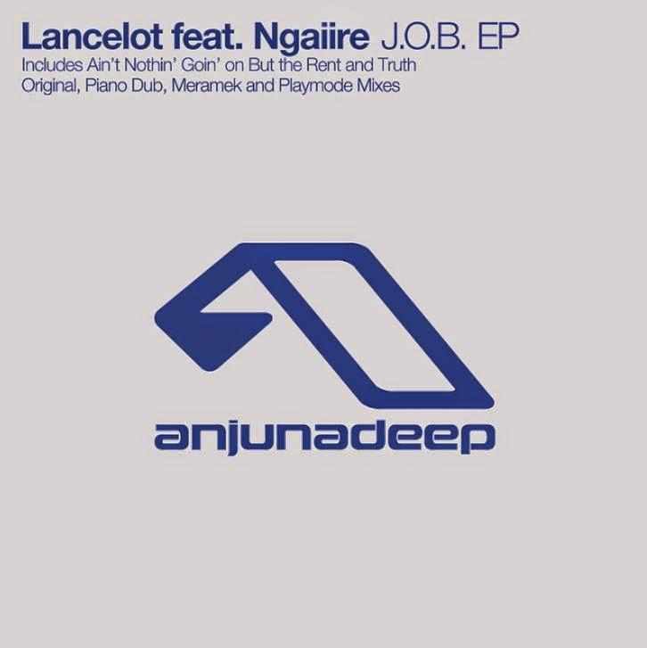 Lancelot - J.O.B. EP
